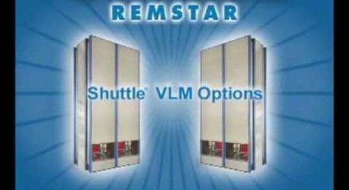 Remstar Shuttle Parts Lifts | Vertical Storage Machines | Clean Room Storage