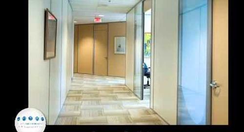 Demountable Modular Office Walls   Reusable Wall Partitions