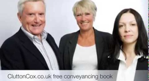 Clutton Cox Solicitors Bristol talk about home buyers surveys as part of Conveyancing process