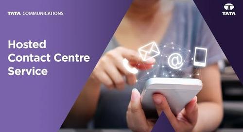 Jonas Zelba talks hosted contact centres