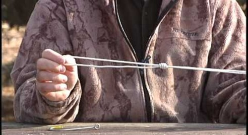 End Loop Knot with Daryl Bauer