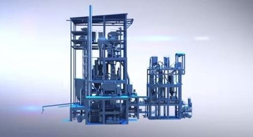 Hydraulic Roller Press system