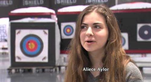 Aliece and Archery