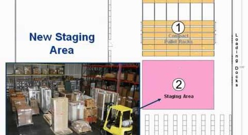 Case Study Vertical Storage Carousels Parts Shuttle Lifts High Density Shelving Pallet Racks
