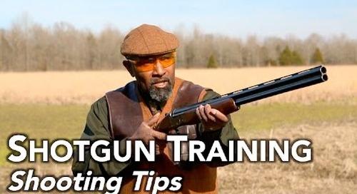 Shotgun Shooting Tips