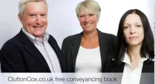 Clutton Cox Conveyancing Lawyers - Bristol law firm's Conveyancing Book