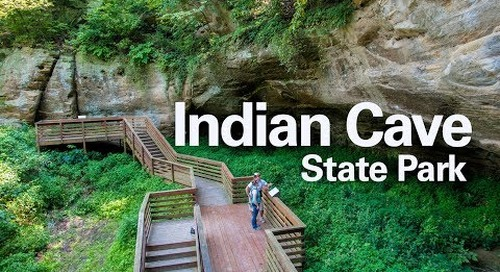 Video Tour of Indian Cave State Park