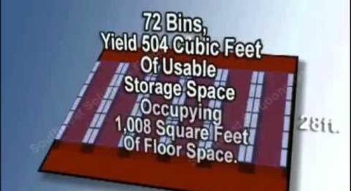 Automotive Parts Shelving Storage Comparison Kardex Remstar Vertical Shuttles Horizontal Carousels
