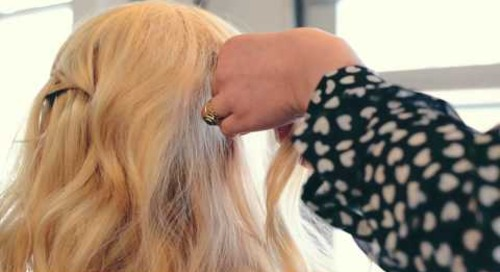 wedding whims: bridal braids