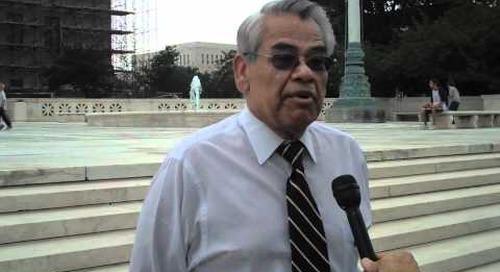 Reactions to SB 1070 Supreme Court Ruling: Eliseo Medina of SEIU