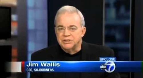 Sojourners CEO Jim Wallis, Pamela Geller on 'Up Close' - Debate Anti-Muslim Ads in NYC Subway