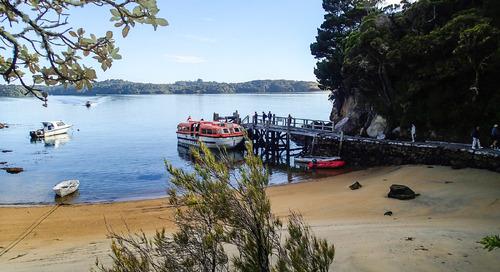 Exploring Ulva Island on a Silversea Cruise Excursion