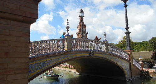 How to Spend An Active Weekend in Seville
