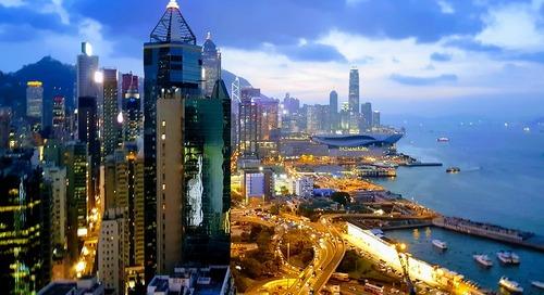 Solo Travel to Hong Kong