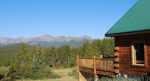 Going Off Grid in Colorado