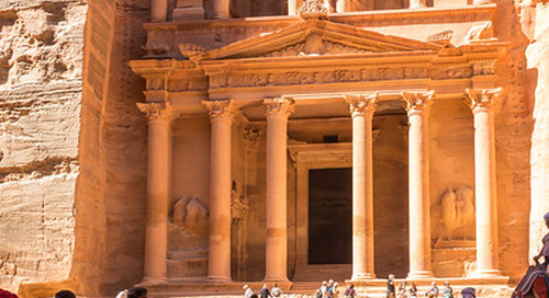 A Baby Boomers Guide to Petra and other Jordanian Sites