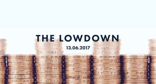 The Lowdown on Markets to 9th June 2017