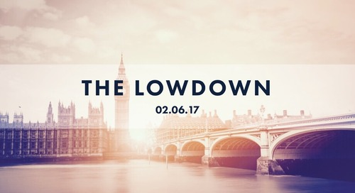 The Lowdown on Markets to 2nd June 2017