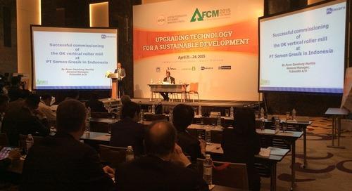 FLSmidth presentations at AFCM