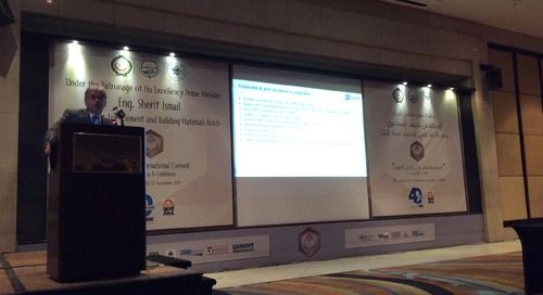 FLSmidth presentations at AUCBM