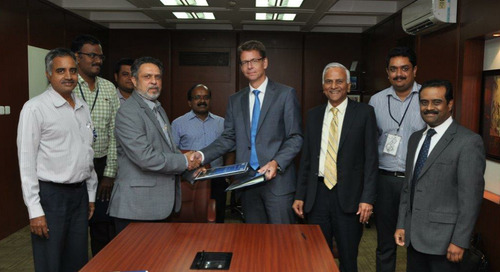 FLSmidth receives cement plant order in India