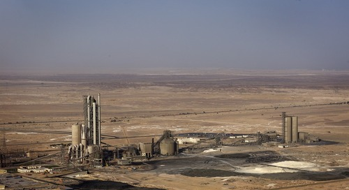 FLSmidth to deliver a complete cement plant to El Sewedy Cement Company
