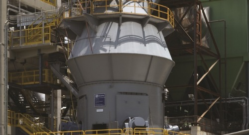 FLSmidth supplies first OK™ vertical roller mill in East Africa