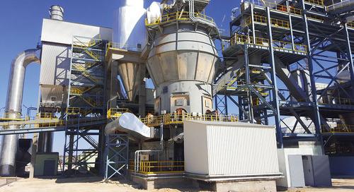 KAR Cement gets world's largest FLSmidth OK™ mill