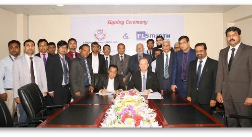 FLSmidth wins contract in Bangladesh