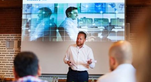 FLSmidth Seminar on ECS/ProcessExpert® systems in Denmark