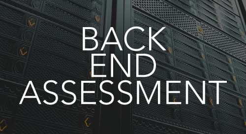 QUIZ: Back End Assessment