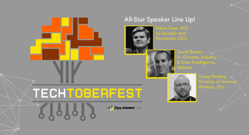 Dyn TechToberFest Will Feature Brightest Minds On The Internet