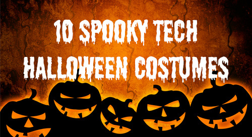 10 Spooky Tech Halloween Costumes
