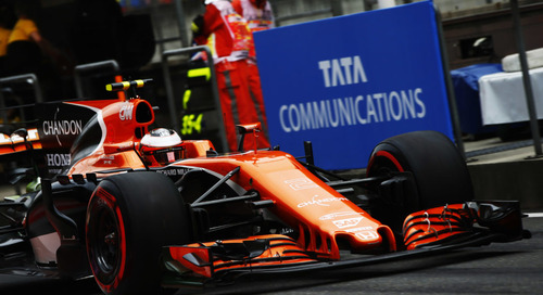 Changing the world one byte at a time – bringing emergent technologies to F1